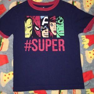 Gymboree Shirts & Tops - Marvel Comics Tee Bundle